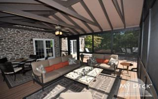 Covered Deck Pictures 30