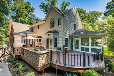 Why Choose Composite or Aluminum Deck Railing Systems 4