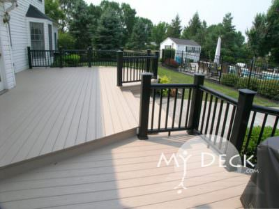Why Choose Composite or Aluminum Deck Railing Systems 1