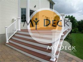 Why Choose Composite or Aluminum Deck Railing Systems 3